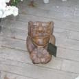 石像-ブサイク