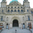 BC州議事堂