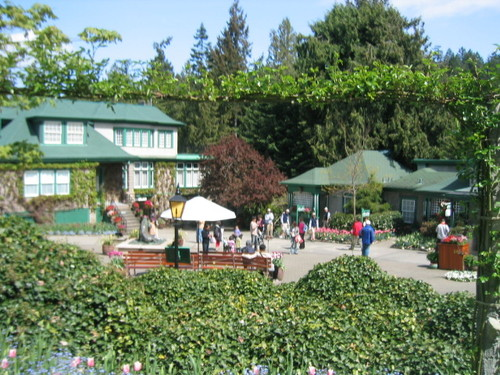 Butchart Gardens5